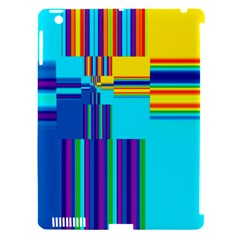 Colorful Endless Window Apple Ipad 3/4 Hardshell Case (compatible With Smart Cover) by designworld65