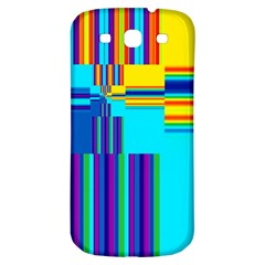 Colorful Endless Window Samsung Galaxy S3 S Iii Classic Hardshell Back Case by designworld65
