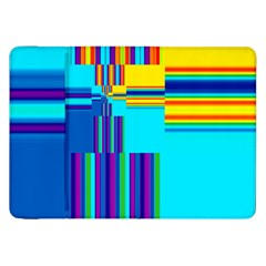 Colorful Endless Window Samsung Galaxy Tab 8 9  P7300 Flip Case by designworld65