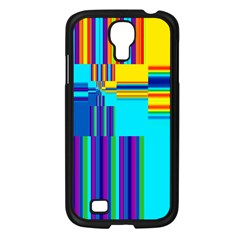 Colorful Endless Window Samsung Galaxy S4 I9500/ I9505 Case (black) by designworld65