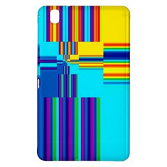 Colorful Endless Window Samsung Galaxy Tab Pro 8 4 Hardshell Case by designworld65