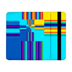 Colorful Endless Window Samsung Galaxy Tab Pro 8 4  Flip Case by designworld65