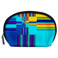 Colorful Endless Window Accessory Pouches (large)  by designworld65
