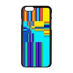 Colorful Endless Window Apple Iphone 6/6s Black Enamel Case by designworld65