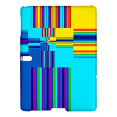 Colorful Endless Window Samsung Galaxy Tab S (10 5 ) Hardshell Case  by designworld65
