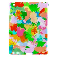 Colorful Summer Splash Apple Ipad 3/4 Hardshell Case (compatible With Smart Cover) by designworld65