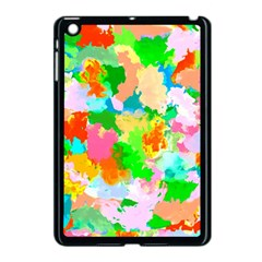 Colorful Summer Splash Apple Ipad Mini Case (black) by designworld65