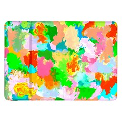Colorful Summer Splash Samsung Galaxy Tab 8 9  P7300 Flip Case by designworld65