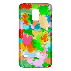 Colorful Summer Splash Galaxy S5 Mini by designworld65