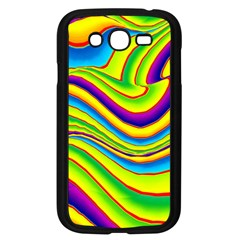 Summer Wave Colors Samsung Galaxy Grand Duos I9082 Case (black) by designworld65