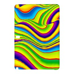 Summer Wave Colors Samsung Galaxy Tab Pro 10 1 Hardshell Case by designworld65