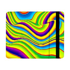Summer Wave Colors Samsung Galaxy Tab Pro 8 4  Flip Case by designworld65