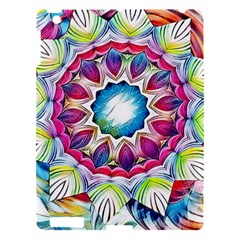 Sunshine Feeling Mandala Apple Ipad 3/4 Hardshell Case by designworld65