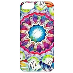Sunshine Feeling Mandala Apple Iphone 5 Classic Hardshell Case by designworld65