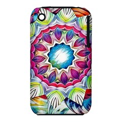 Sunshine Feeling Mandala Iphone 3s/3gs by designworld65
