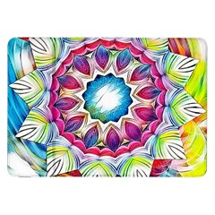 Sunshine Feeling Mandala Samsung Galaxy Tab 8 9  P7300 Flip Case by designworld65