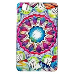 Sunshine Feeling Mandala Samsung Galaxy Tab Pro 8 4 Hardshell Case by designworld65