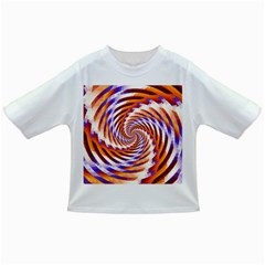 Woven Colorful Waves Infant/Toddler T-Shirts