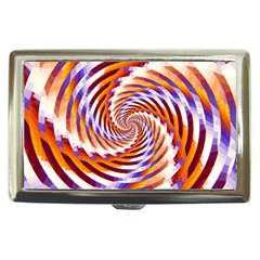 Woven Colorful Waves Cigarette Money Cases