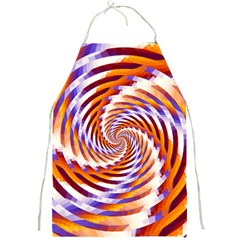 Woven Colorful Waves Full Print Aprons