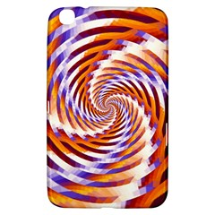 Woven Colorful Waves Samsung Galaxy Tab 3 (8 ) T3100 Hardshell Case