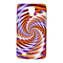 Woven Colorful Waves Galaxy S4 Active by designworld65