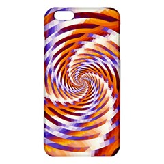 Woven Colorful Waves iPhone 6 Plus/6S Plus TPU Case
