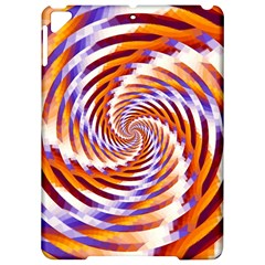 Woven Colorful Waves Apple Ipad Pro 9 7   Hardshell Case by designworld65