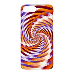 Woven Colorful Waves Apple Iphone 7 Plus Hardshell Case by designworld65