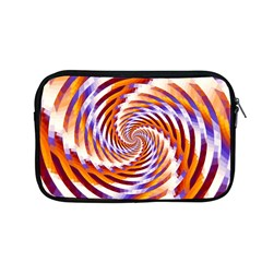 Woven Colorful Waves Apple Macbook Pro 13  Zipper Case by designworld65