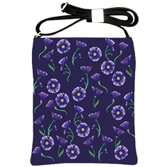 Floral Shoulder Sling Bags by BubbSnugg
