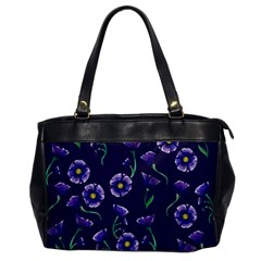 Floral Office Handbags by BubbSnugg