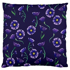 Floral Large Cushion Case (two Sides)