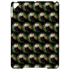 Cute Animal Drops   Red Panda Apple Ipad Pro 9 7   Hardshell Case by MoreColorsinLife