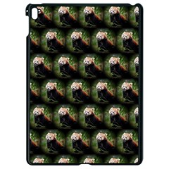 Cute Animal Drops   Red Panda Apple Ipad Pro 9 7   Black Seamless Case by MoreColorsinLife