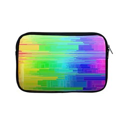 Colors Rainbow Pattern Apple Macbook Pro 13  Zipper Case by paulaoliveiradesign