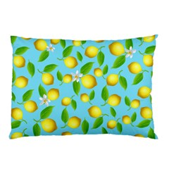 Lemon Pattern Pillow Case (two Sides)