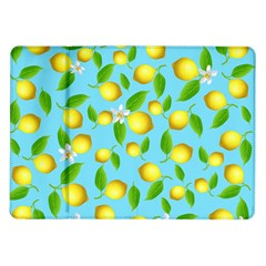 Lemon Pattern Samsung Galaxy Tab 10 1  P7500 Flip Case