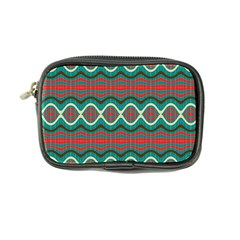 Ethnic Geometric Pattern Coin Purse by linceazul