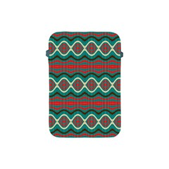 Ethnic Geometric Pattern Apple Ipad Mini Protective Soft Cases by linceazul