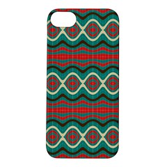 Ethnic Geometric Pattern Apple Iphone 5s/ Se Hardshell Case by linceazul