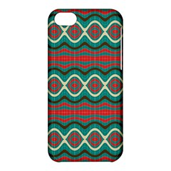 Ethnic Geometric Pattern Apple Iphone 5c Hardshell Case by linceazul