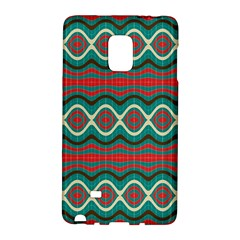 Ethnic Geometric Pattern Galaxy Note Edge by linceazul