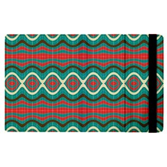 Ethnic Geometric Pattern Apple Ipad Pro 12 9   Flip Case by linceazul