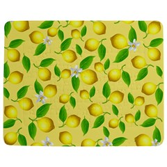 Lemon Pattern Jigsaw Puzzle Photo Stand (rectangular) by Valentinaart