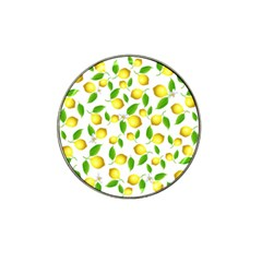 Lemon Pattern Hat Clip Ball Marker