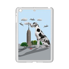 Great Dane Ipad Mini 2 Enamel Coated Cases by Valentinaart