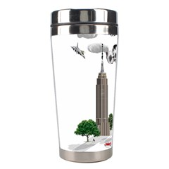 Great Dane Stainless Steel Travel Tumblers by Valentinaart