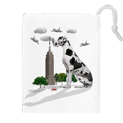 Great Dane Drawstring Pouches (xxl)
