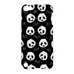 Panda Pattern Apple Ipod Touch 5 Hardshell Case by Valentinaart